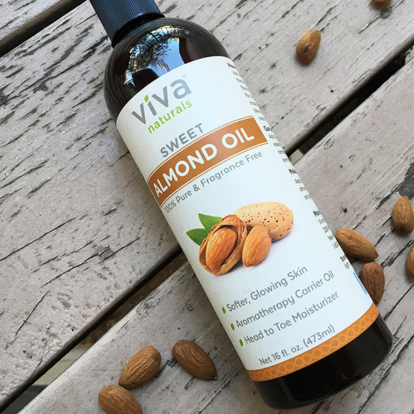 Almond Oil & Beauty Benefits