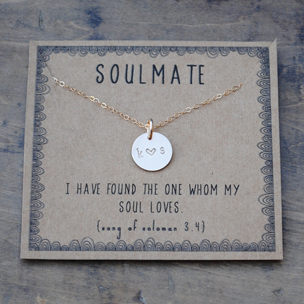 Handmade Personalized Jewelry