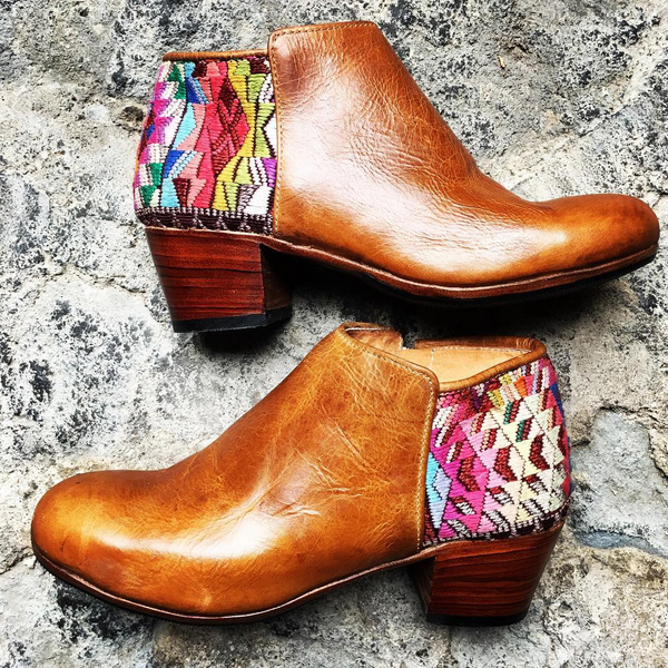 Gypsy Style Boots