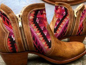 Bohemian Western Boots