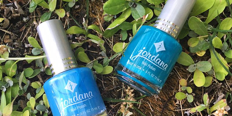 Blue Nail Polish Colors