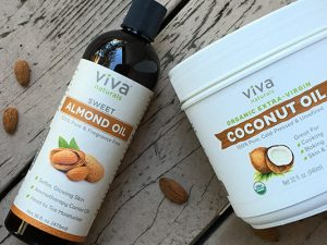Coconut & Almond Oil Benefits