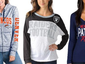 Cute NFL Fan Fashion