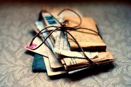Handwritten Friendship Letters