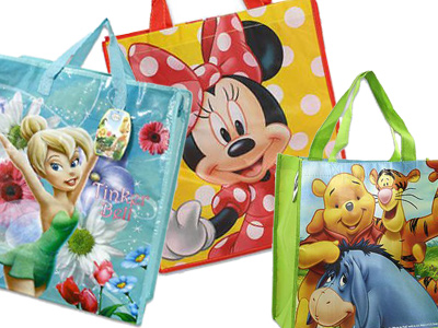 Cute Recycled Shopping Bags
