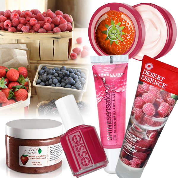 Berry Beauty Products
