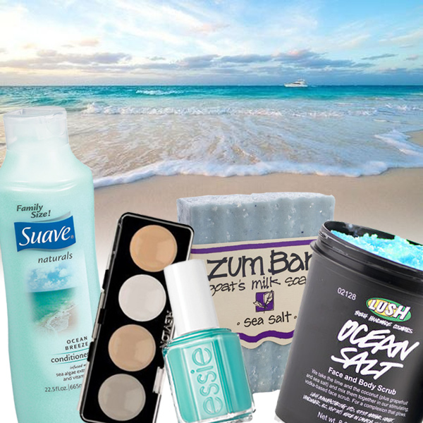 Ocean Beauty Products