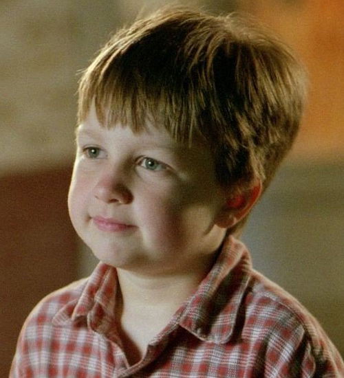 Angus T. Jones as Hunter Morris - The Rookie