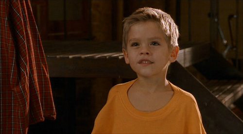 Cole & Dylan Sprouse as Julian - Big Daddy