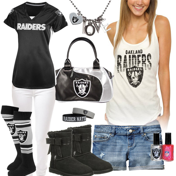 the latest d29c2 f5fb5 Nfl raiders clothing : Ross clothing store application
