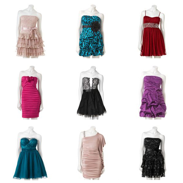 Cute Junior Prom Dresses