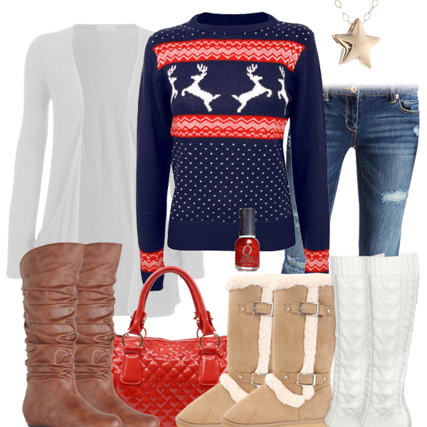 Cute Christmas Sweaters