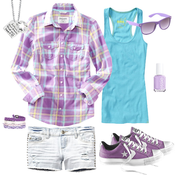 Cute Camping Outfit