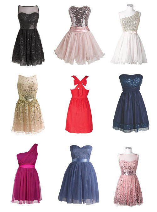 Cute Holiday Outfits For Juniors - Long Dresses Online