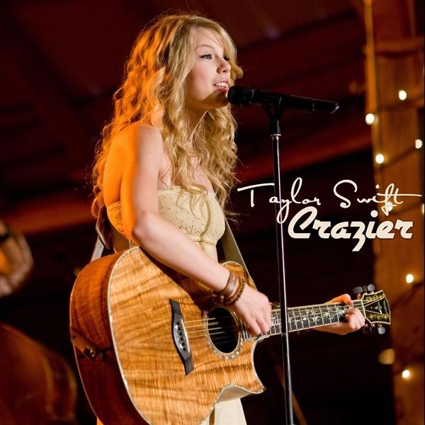 Crazier Lyrics, Taylor Swift Crazier, Hannah Montana Movie