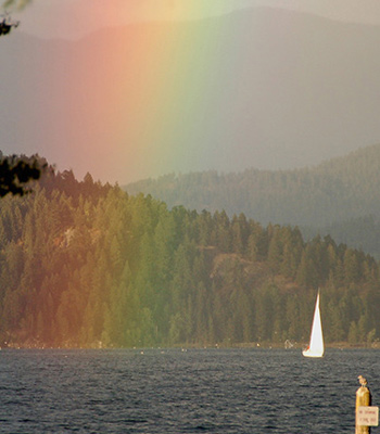 Lake Pend Oreille Idaho