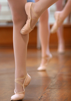 Become A Ballet Dancer