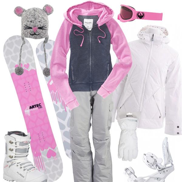 Teen Snowboard 88