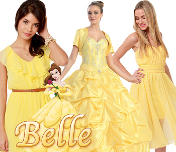 Fashion Inspired By Belle