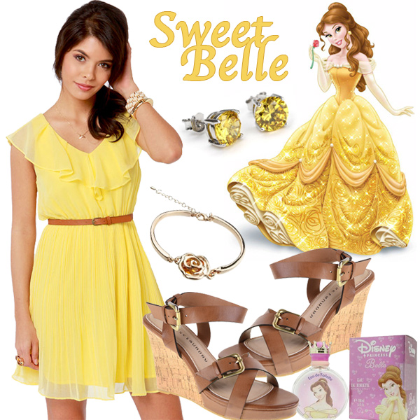 Belle Inspired Fashion
