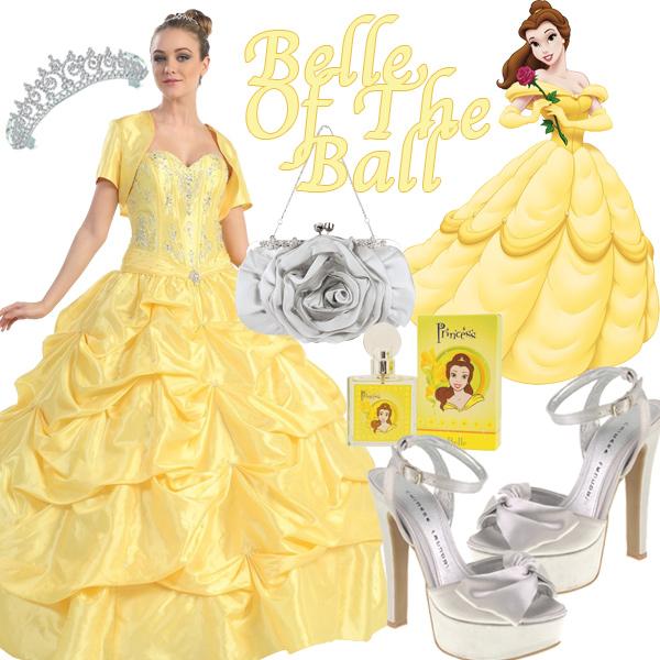 Belle Disney Princess Ball