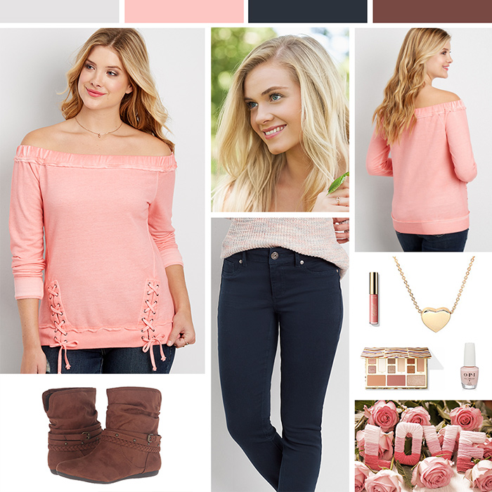 Cute Valentine's Day Outfit Inspiration