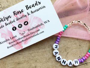 Brooklyn Rose Beads