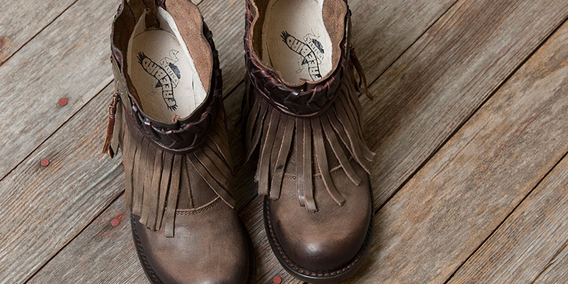 Cute Western Style Ankle Boots